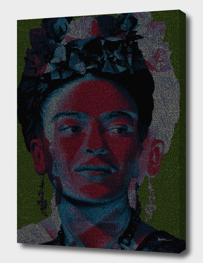 Frida - Screenplay Print