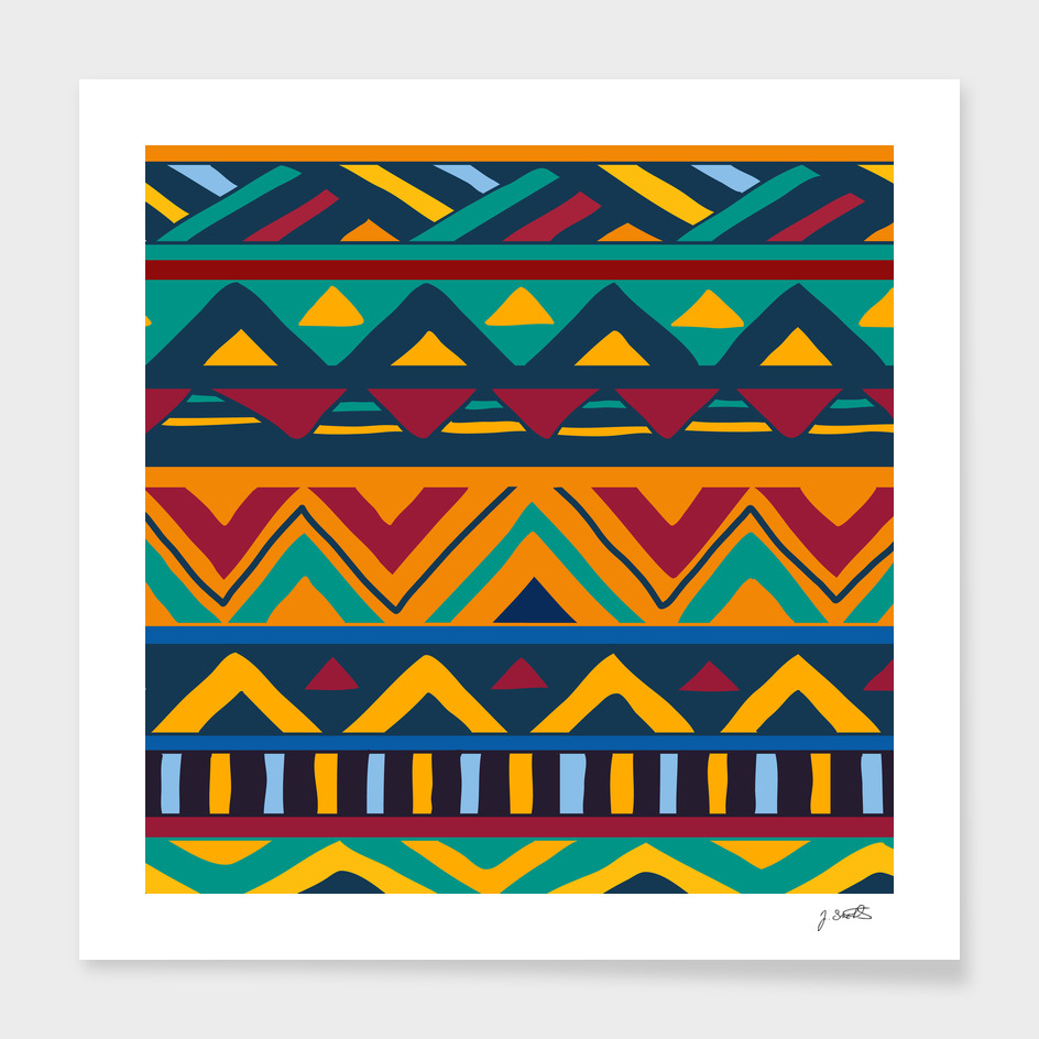 African Style No9