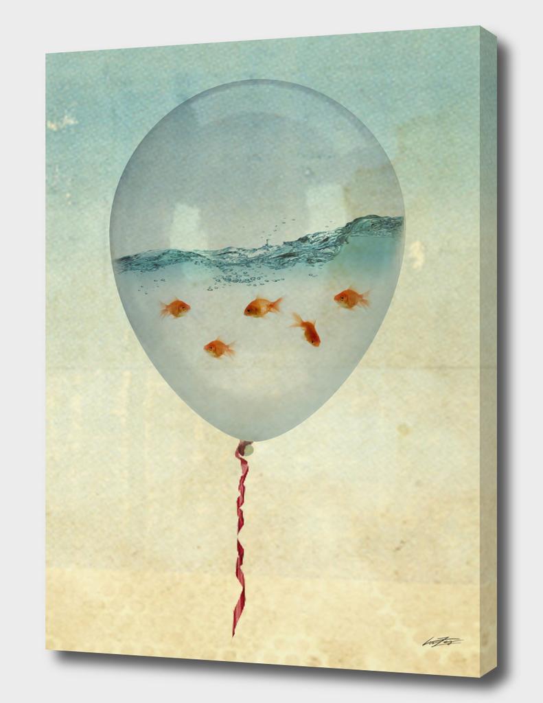 BALLOON FISH II