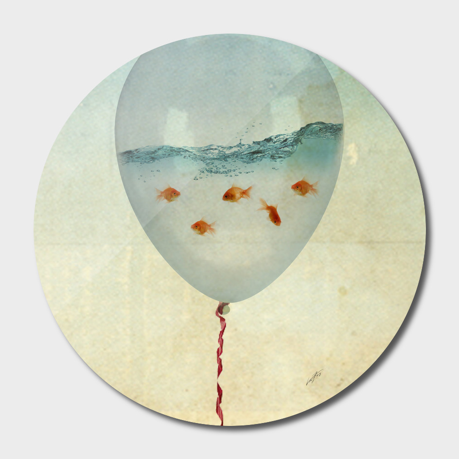 BALLOON FISH II