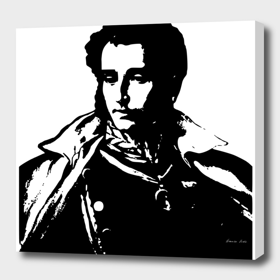 Napoleon in Black and White