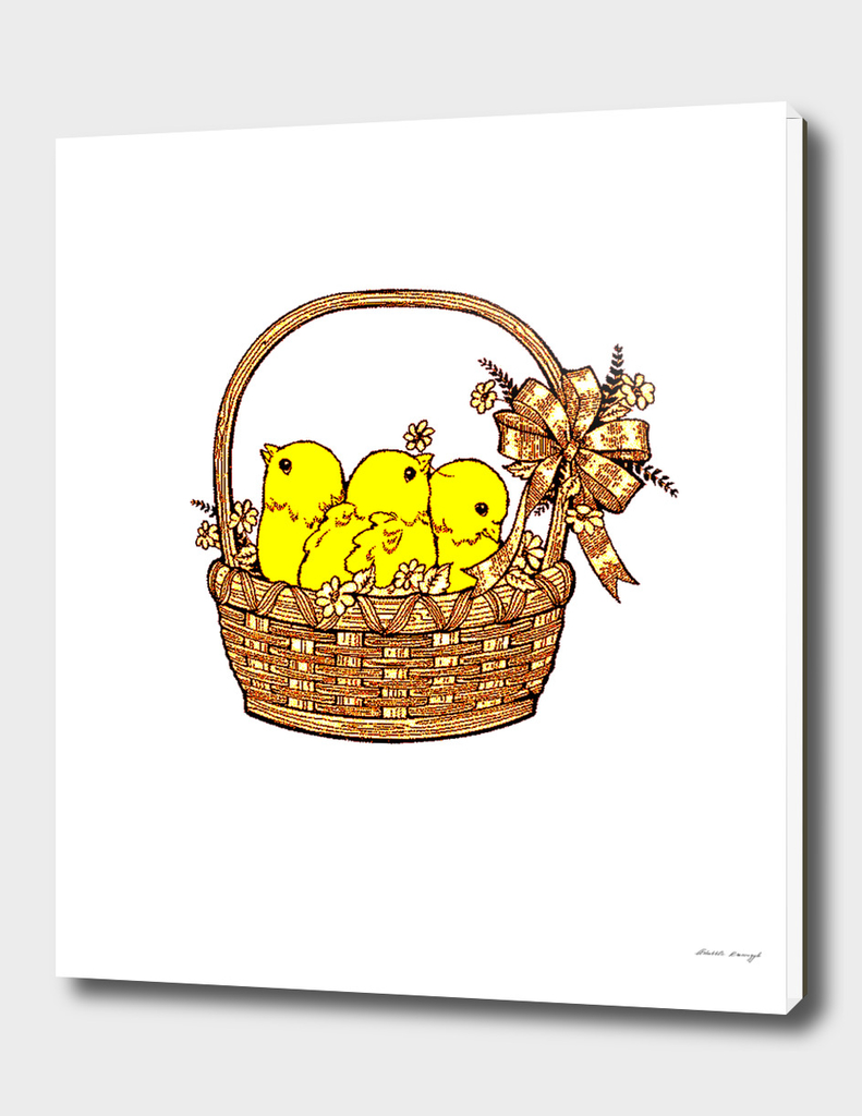 Easter Chicks a