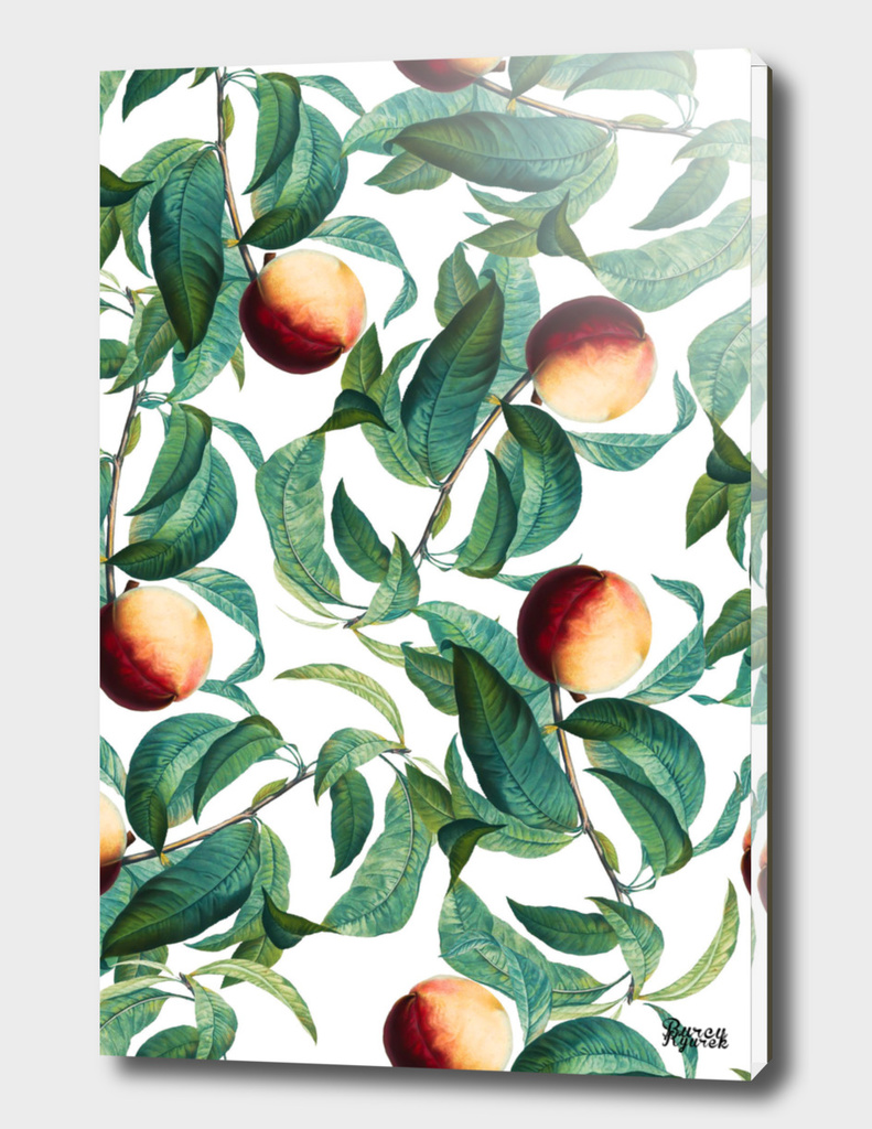 Fruit and Leaf Pattern