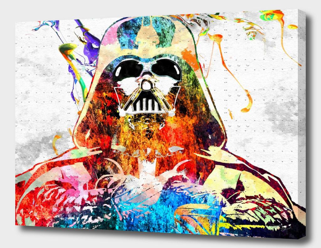Darth Vader Star Wars Grunge