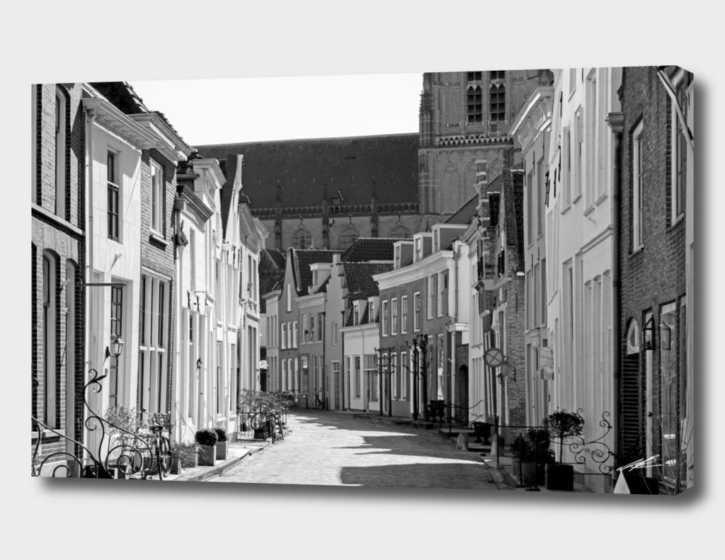 Dutch city of Zaltbommel