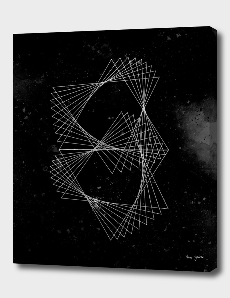 Sacred Diamond Geometry