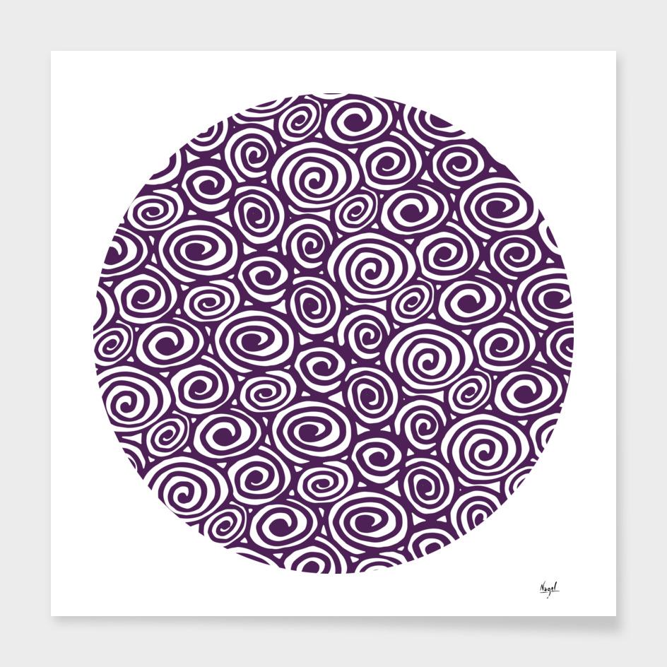 Spiral planet