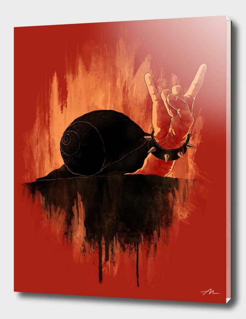 Rock Hard Snail