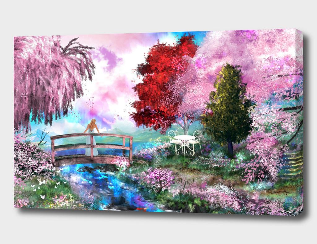 Blossom Bridge