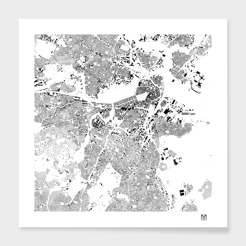 Boston (white)