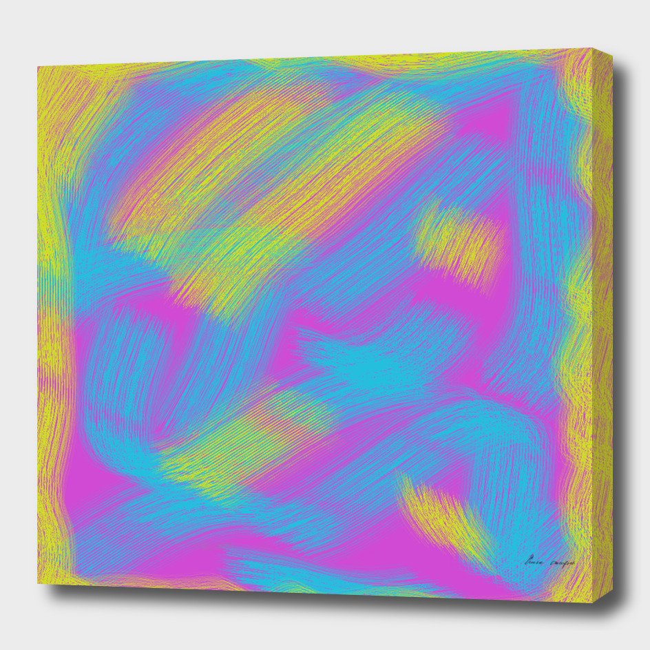Pastels in Abstract