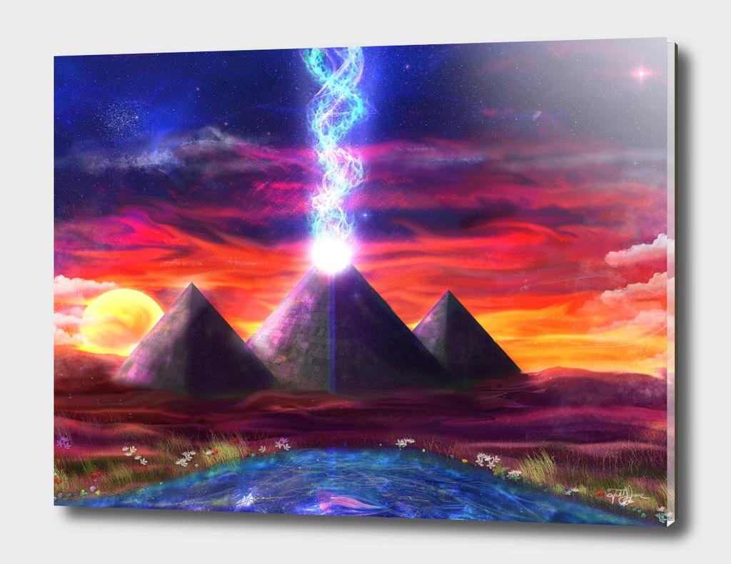 Return to Giza