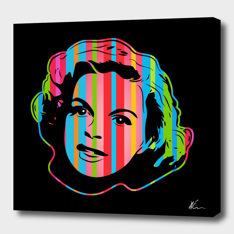 Judy Garland | Dark | Pop Art