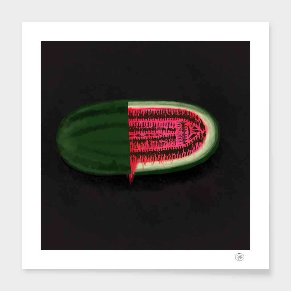 Watermelanin