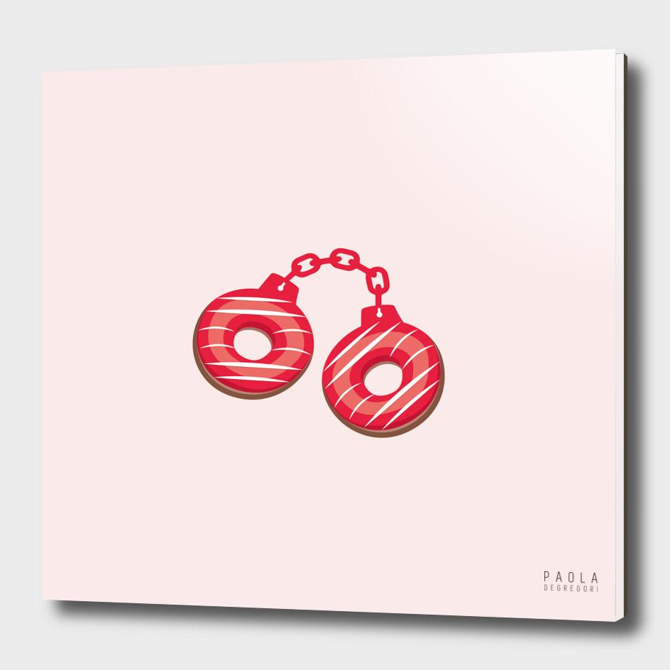 Sweet handcuffs