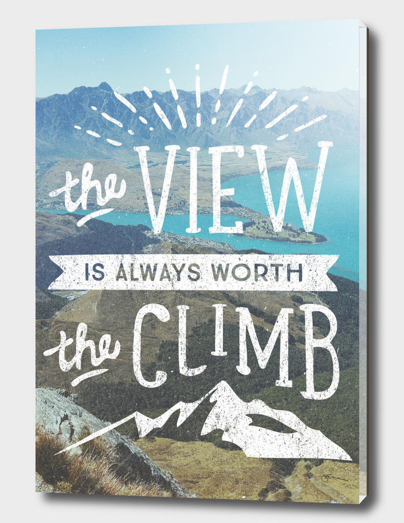 Worth The Climb