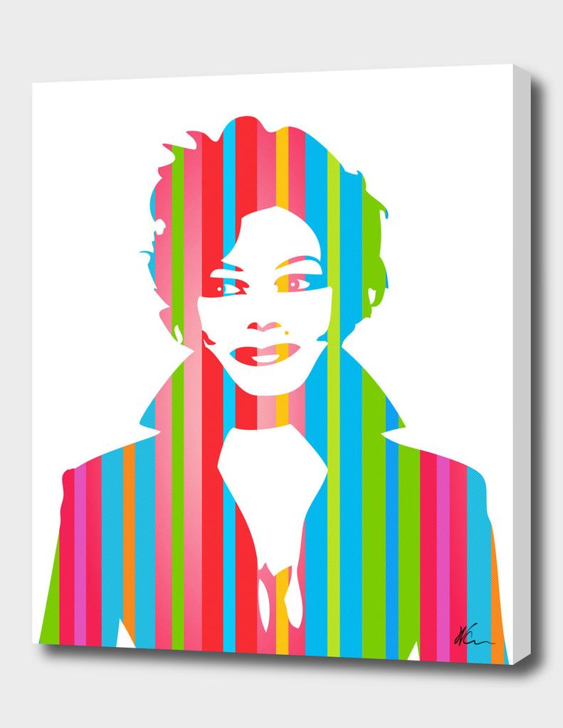 Janet Jackson | Pop Art