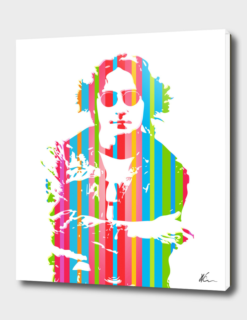 John Lennon | Pop Art