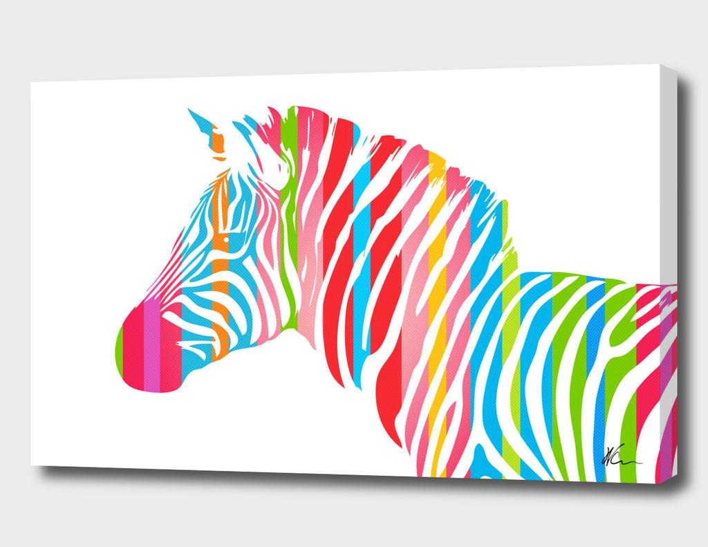 Zebra | Pop Art