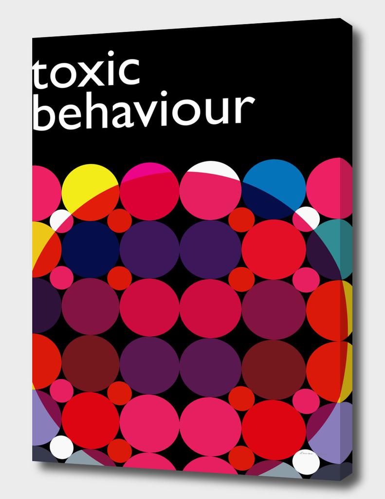Toxic behaviour