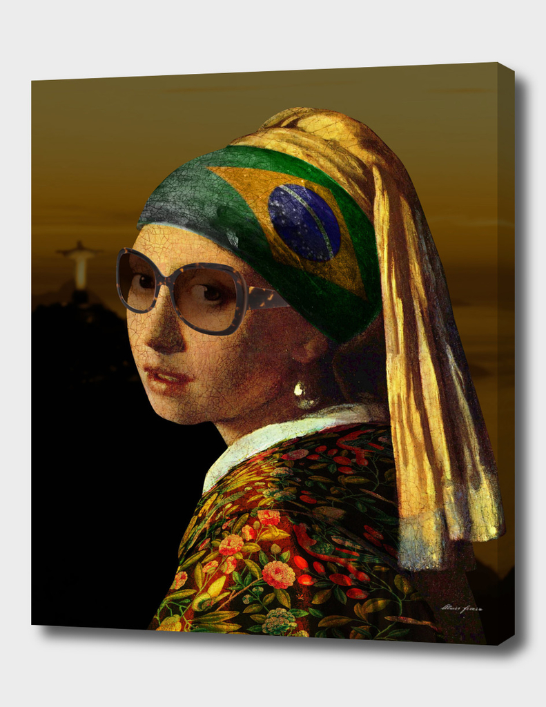 Tropical Vermeer