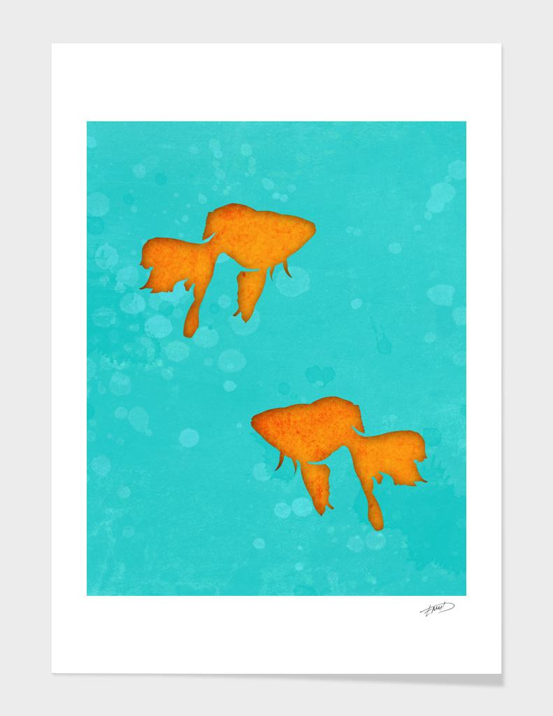 Aquarium for two
