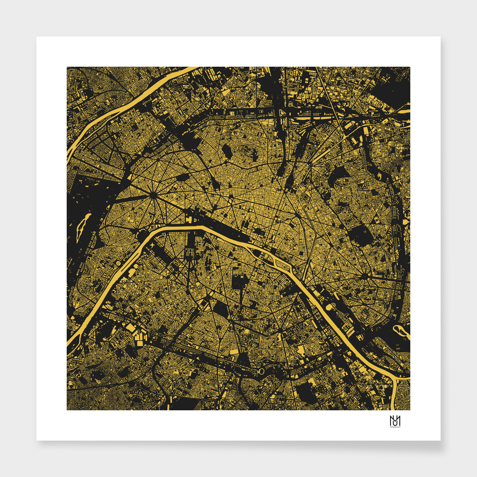 Paris (yellow)