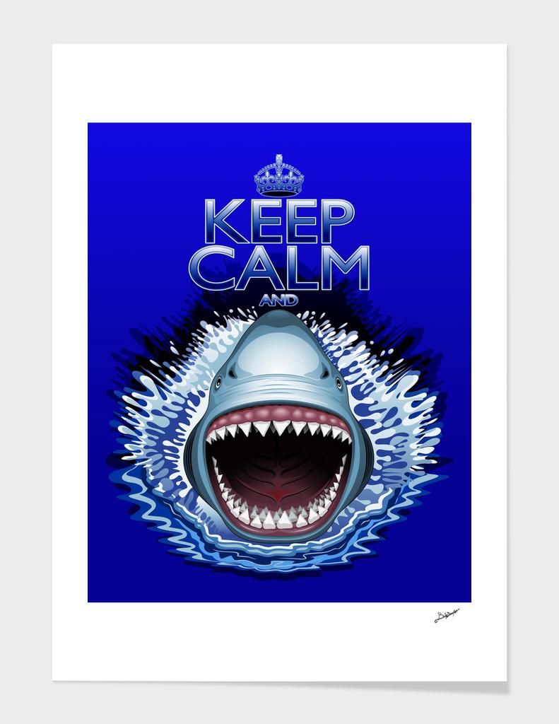 Keep Calm and...Shark Jaws Attack!
