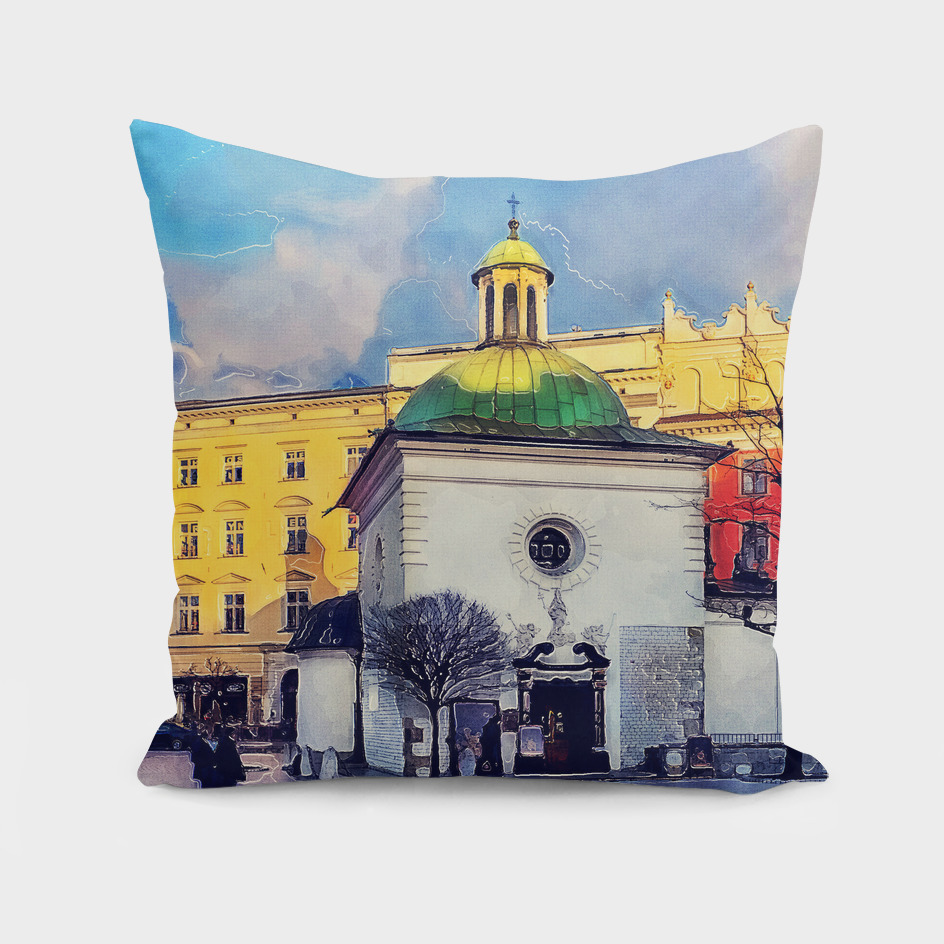 Cracow Church of St. Wojciech