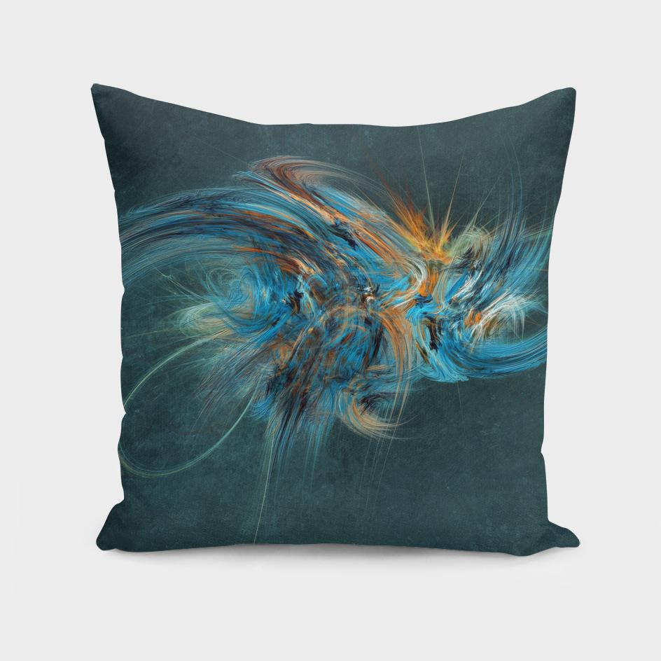 fractal blue hornet