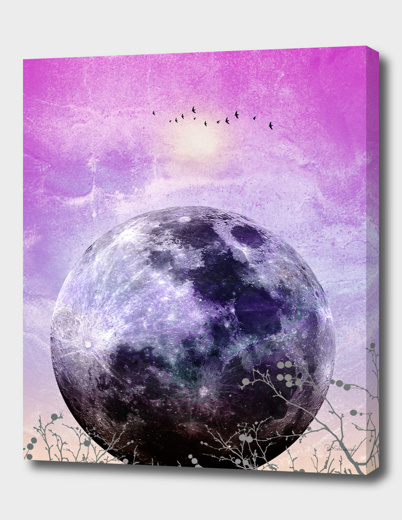 MOON under MAGIC SKY VII