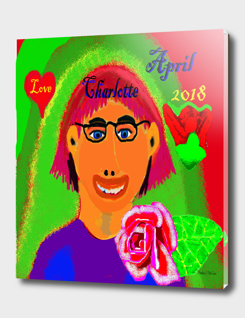 Charlotte April 2018