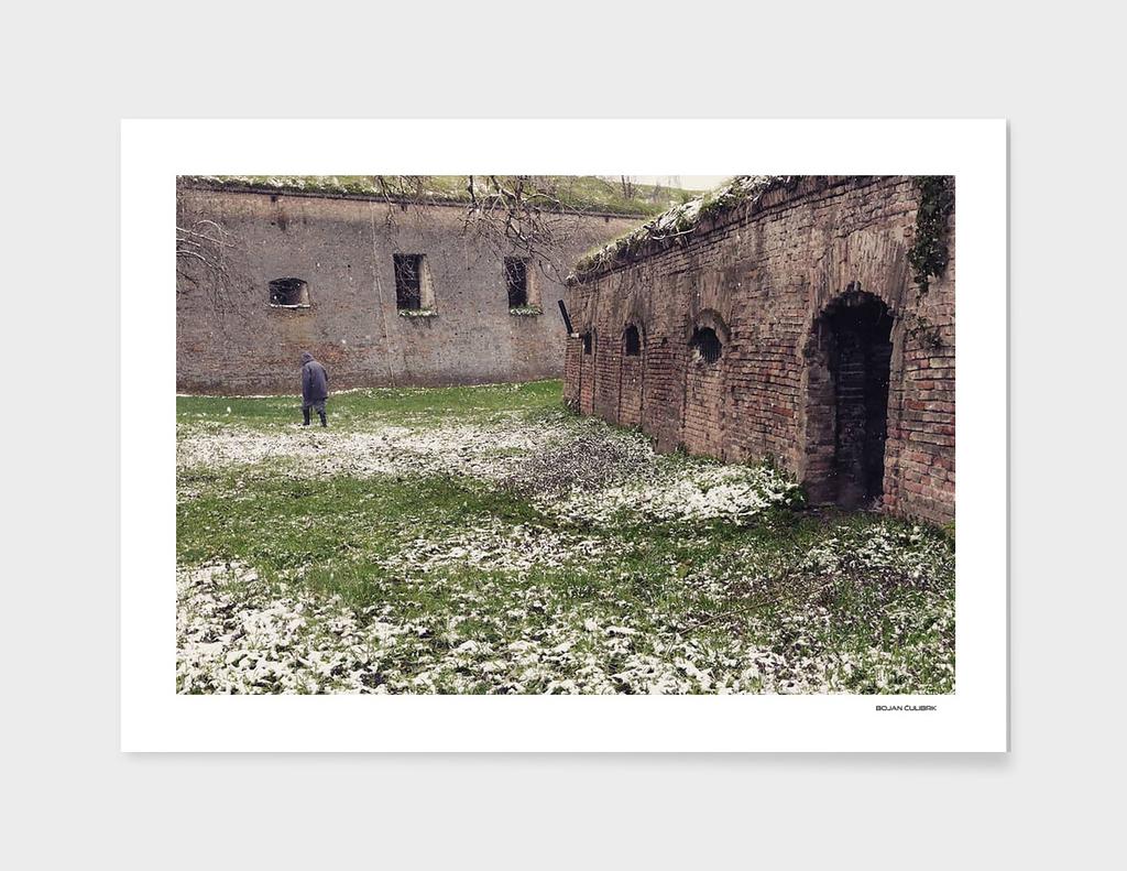 Exploring Tunnels of Petrovaradin Fortress (3)