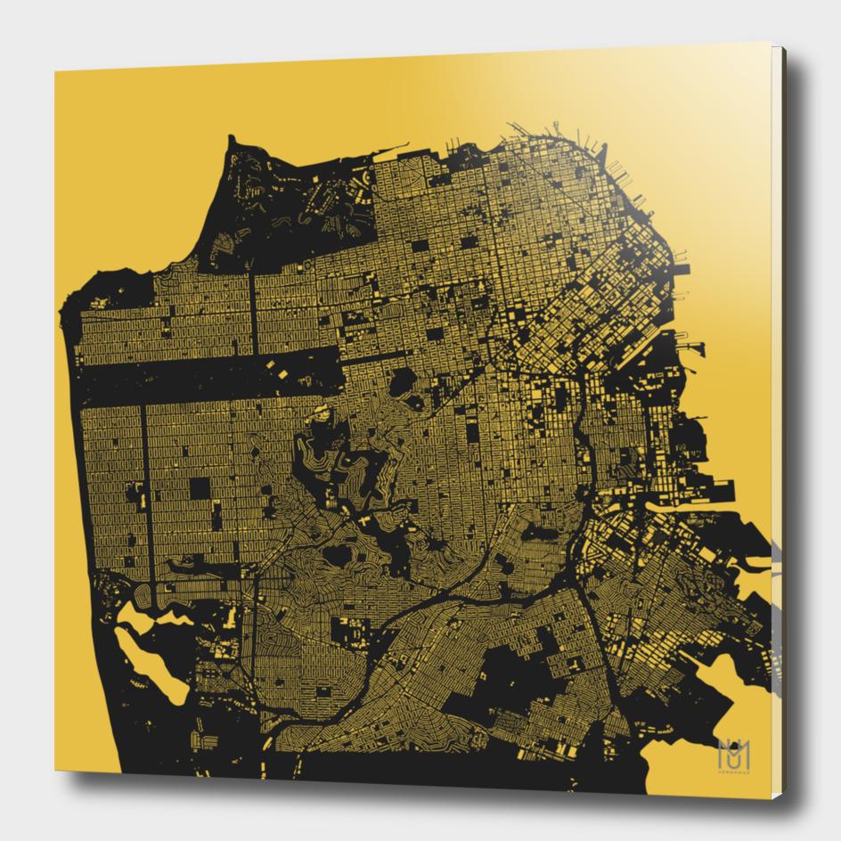 San Francisco (yellow)
