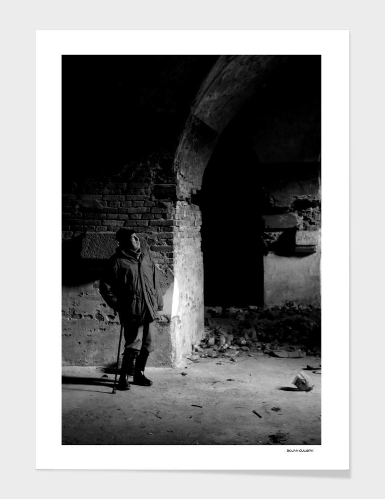 Exploring Tunnels of Petrovaradin Fortress (53)