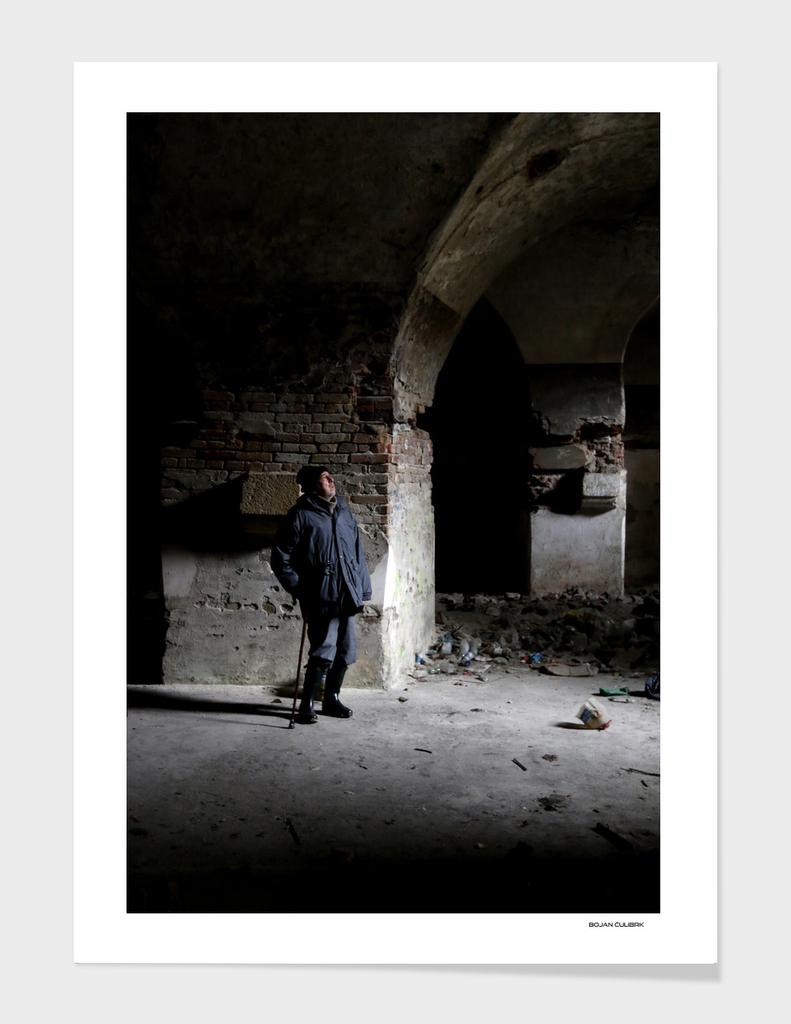 Exploring Tunnels of Petrovaradin Fortress (52)