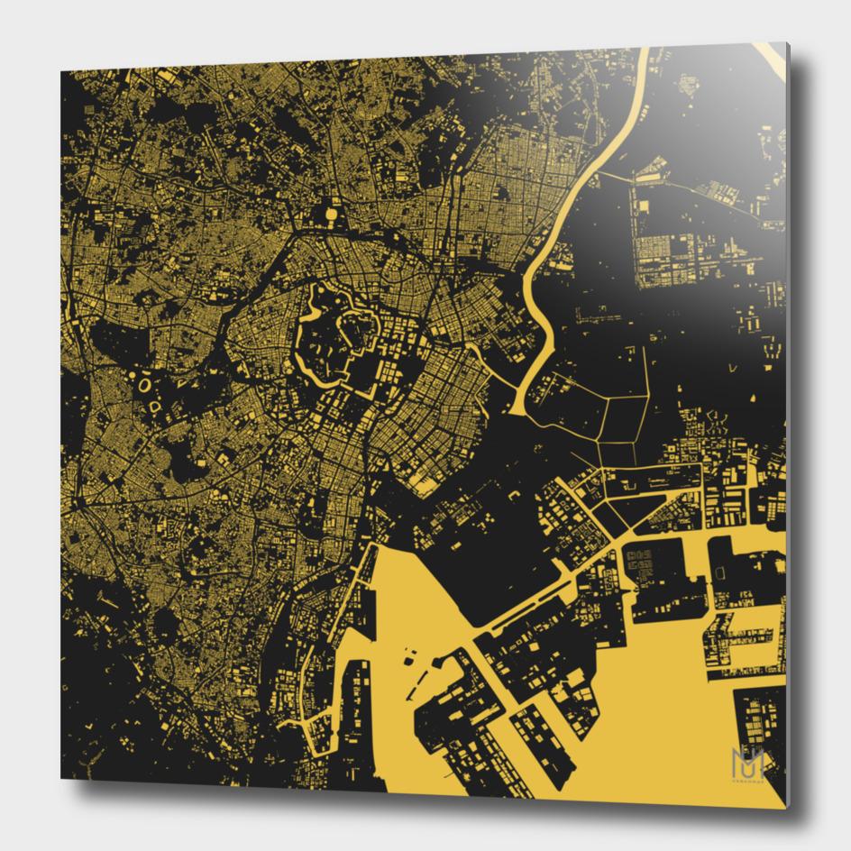 Tokyo (yellow)