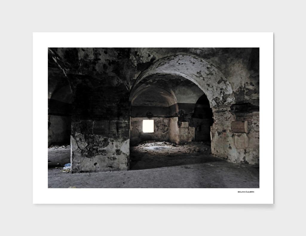 Exploring Tunnels of Petrovaradin Fortress (69)