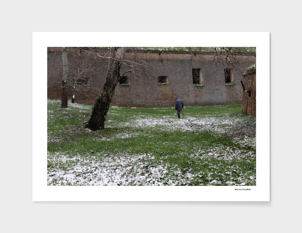 Exploring Tunnels of Petrovaradin Fortress (86)