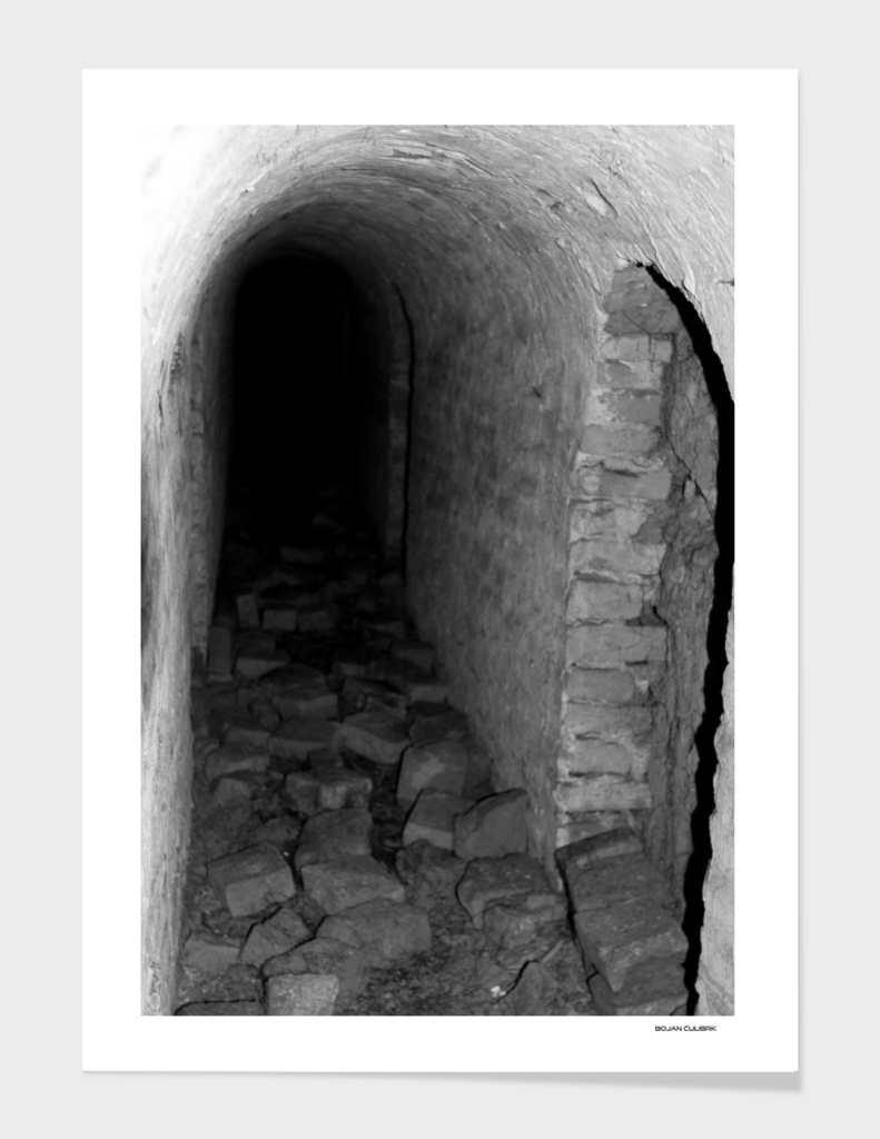 Exploring Tunnels of Petrovaradin Fortress (117)
