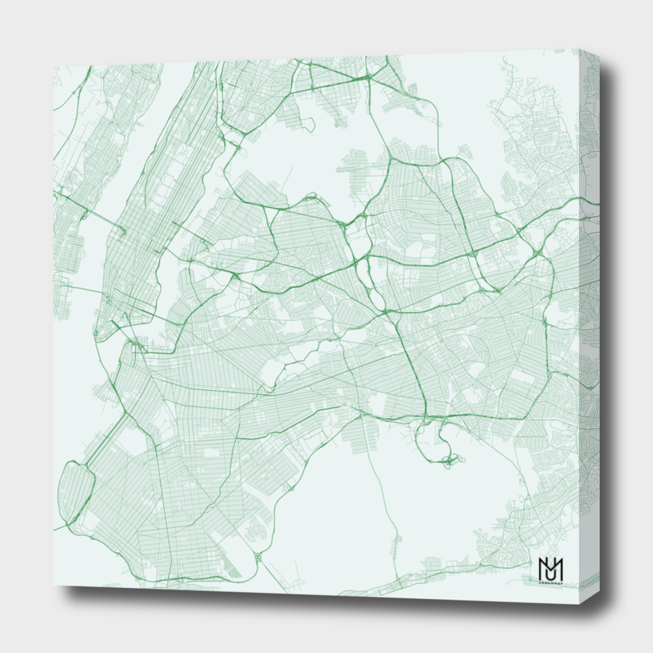 New York Traffic (green)