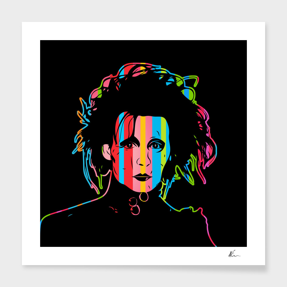 Edward Scissorhands | Dark | Pop Art