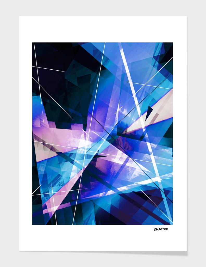 Prizism - Geometric Abstract Art