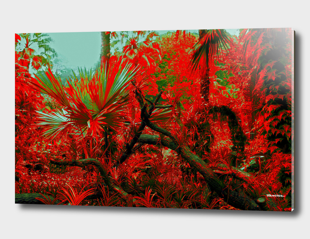 Singapore Bot. Garden 2 – RED