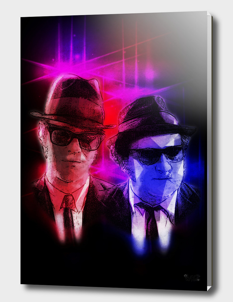 RED & BLUES BROTHERS