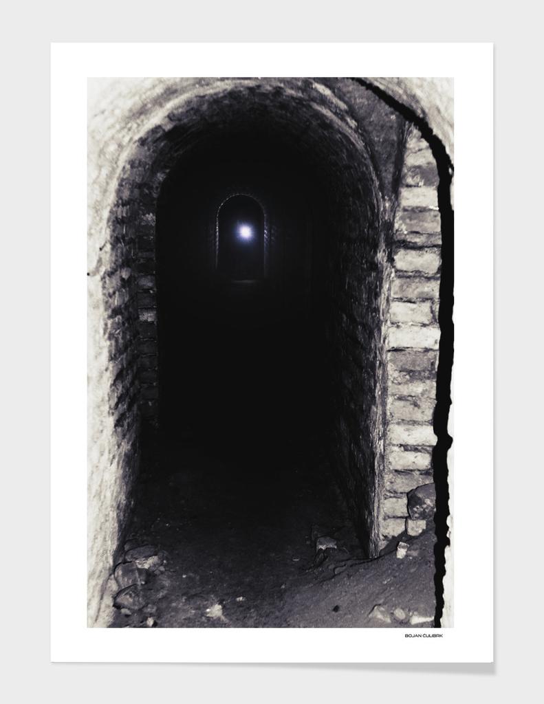 Exploring Tunnels of Petrovaradin Fortress (200)