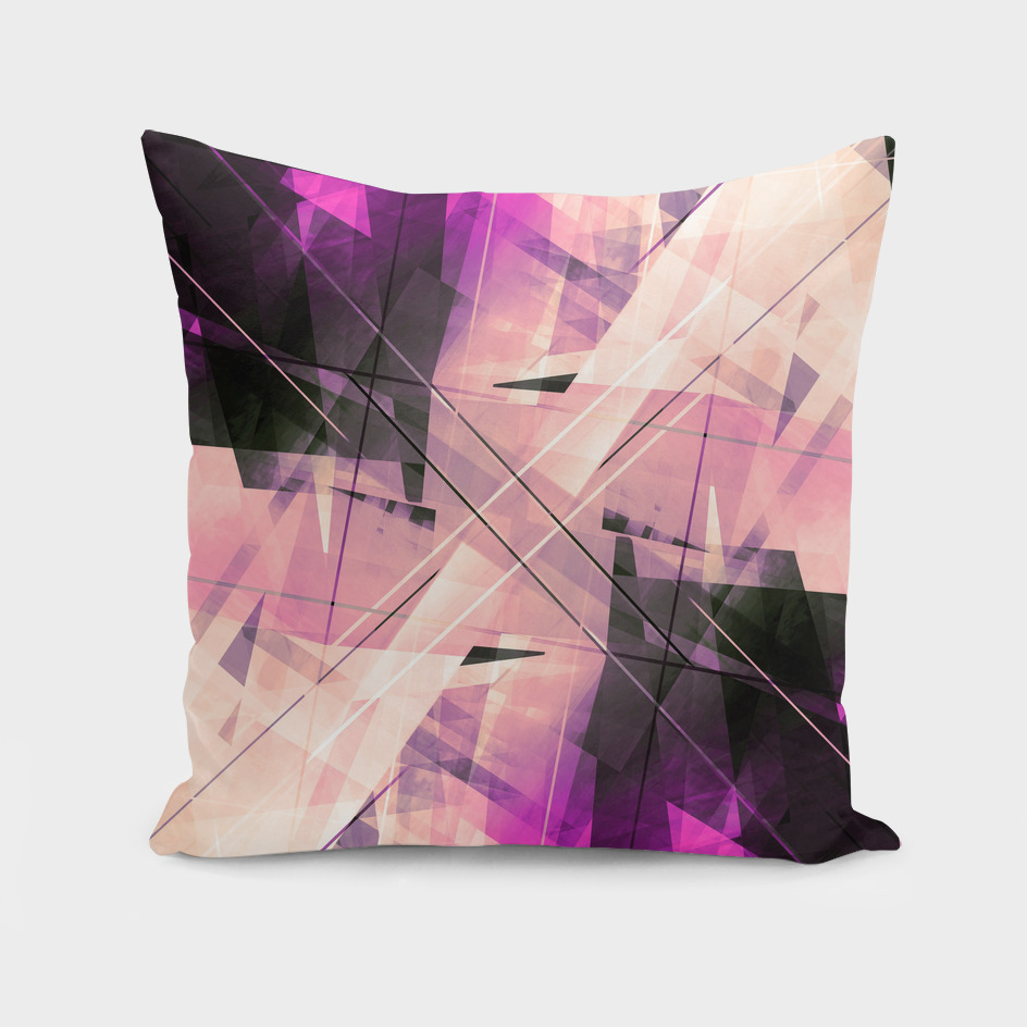 Polished Punk - Geometric Abstract Art