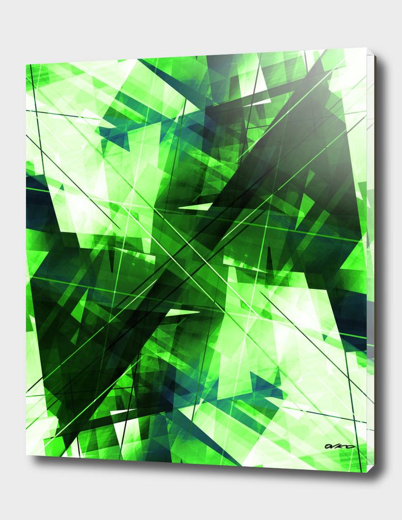 Elemental - Geometric Abstract Art