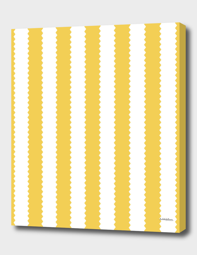 PRIMROSE YELLOW STRIPES