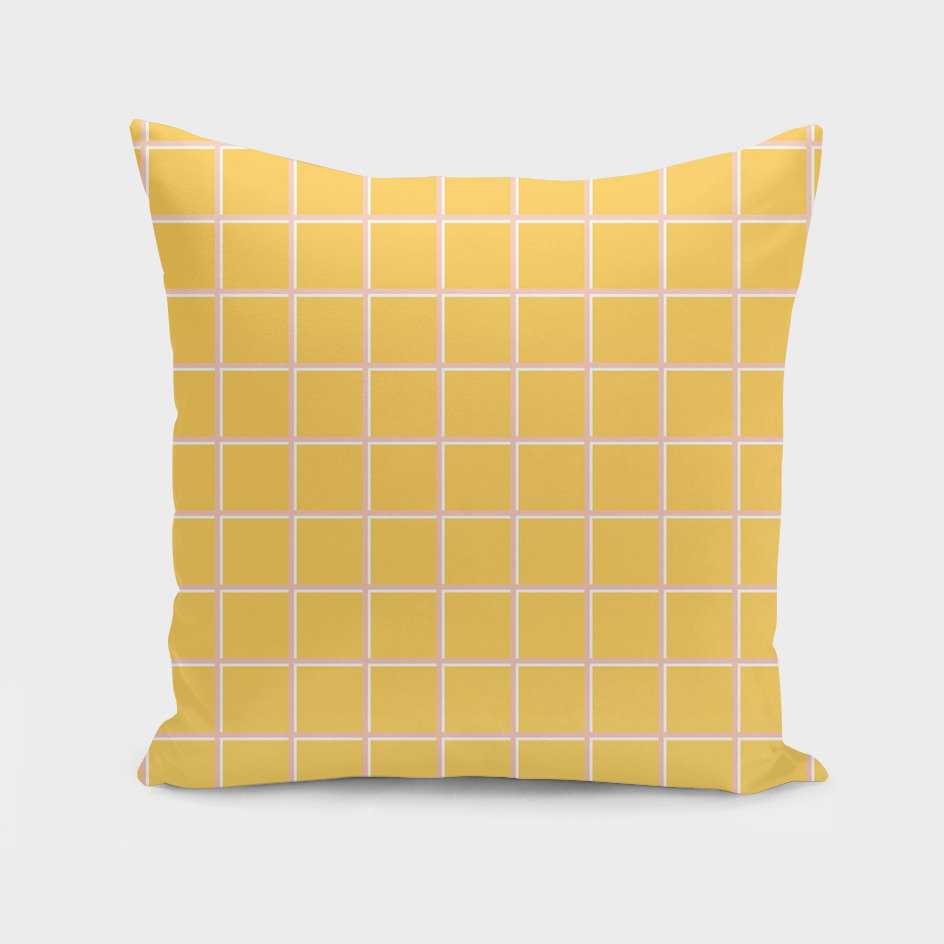 MINIMAL GRID YELLOW